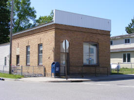 Bock Post Office, Bock Minnesota