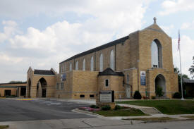 St. Francis Of Assisi Catholic Church, Rochester Minnesota