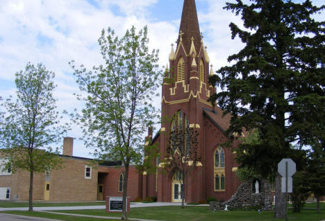St. Rose of Lima Catholic Church, Argyle Minnesota, 2008