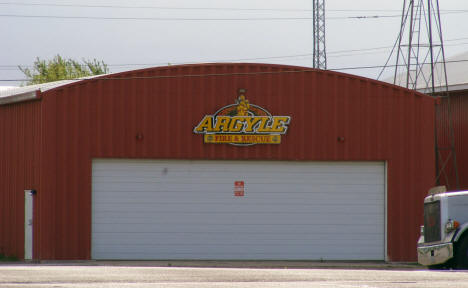 Argyle Fire and Rescue, Argyle Minnesota, 2008