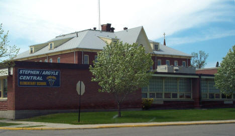 Stephen/Argyle Central Elementary School, Argyle Minnesota, 2006