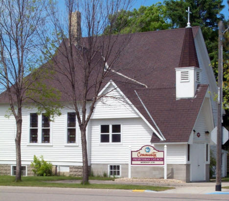 Community Presbyterian Church, Argyle Minnesota, 2006