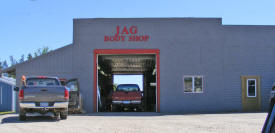 Jag Body Shop, Bagley Minnesota