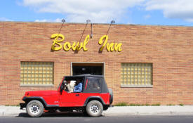 Bowl Inn, Bagley Minnesota