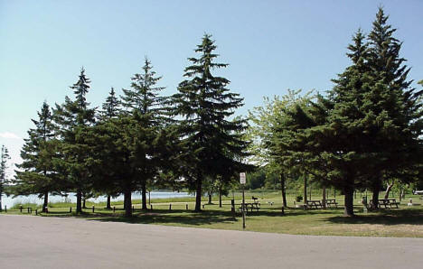 Bagley City Park and Campground, 2007