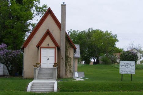 St. Luke's Episcopal Church, Browns Valley Minnesota, 2008