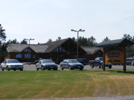 Blueberry Pines Golf Club and Restaurant, Menagha Minnesota