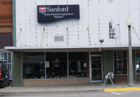 Sanford Home Medical Equipment, Canby Minnesota