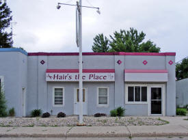 Hair's the Place, Clarkfield Minnesota
