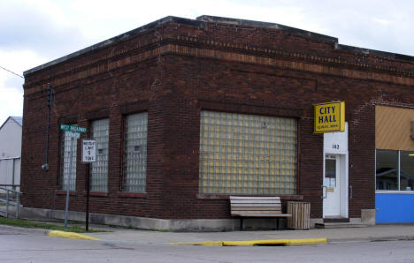 Climax City Hall, Climax Minnesota, 2008