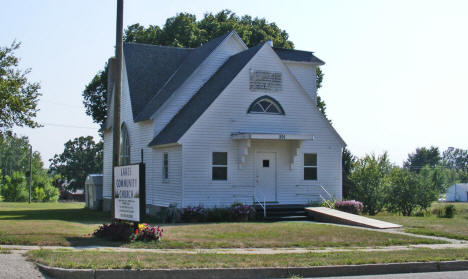 Lakes Community Church, Clitherall Minnesota, 2008