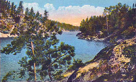 King Williams Narrows, Crane Lake Minnesota, 1930