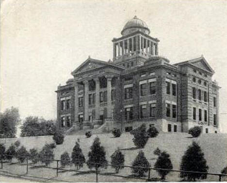 Court House, Crookston Minnesota, 1907