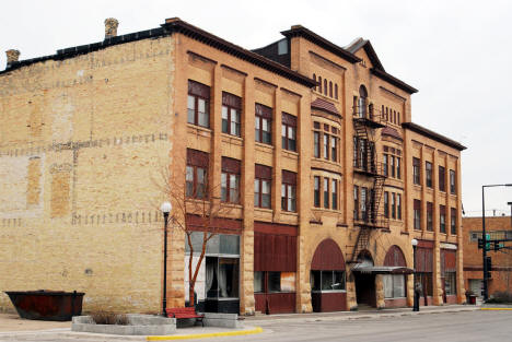 Palace Hotel Building, Crookston Minnesota, 2006