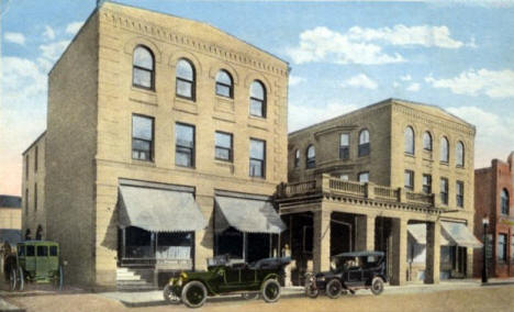 Hotel Crookston, Crookston Minnesota, 1921