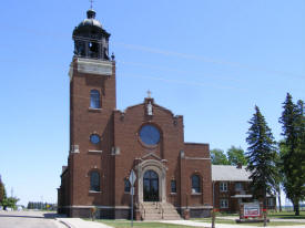 Sts. Peter and Paul Church, Elrosa Minnesota