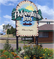 Adventure Inn, Ely Minnesota