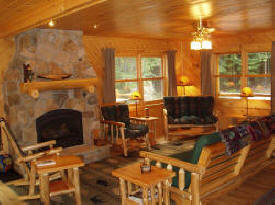 Timber Trail Lodge & Outfitters, Ely Minnesota