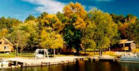 White Iron Beach Resort, Ely Minnesota
