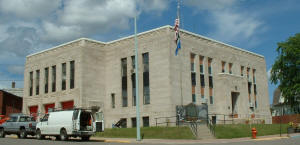 Ely City Hall, Ely Minnesota