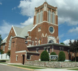 Grace Lutheran Church in Ely Minnesota
