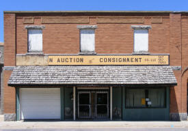 Franklin Auction Company, Franklin Minnesota