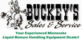 Buckey's Sales and Service, Frost Minnesota