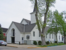 United Lutheran Church, Frost Minnesota