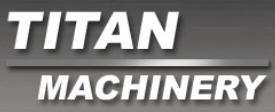 Titan Machinery Inc., Graceville Minnesota