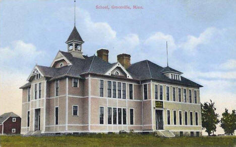 School, Graceville Minnesota, 1919