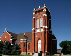 Holy Rosary Catholic Church‎, Graceville Minnesota