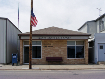 Post Office, Granada Minnesota