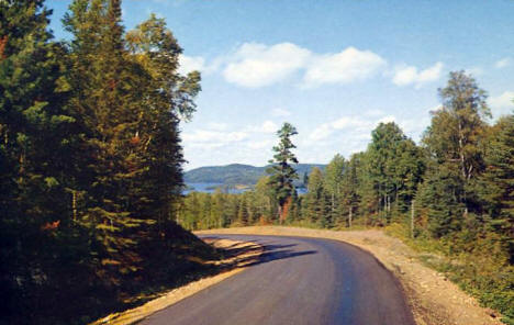 Gunflint Trail, Grand Marais Minnesota, 1960