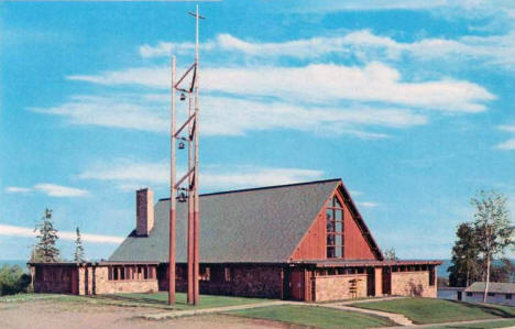 St. John's Catholic Church, Grand Marais Minnesota, 1960