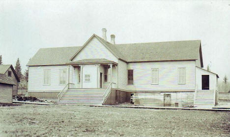 YMCA, Grand Marais Minnesota, 1920's