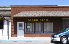 Senior Citizen's Club, Grey Eagle Minnesota