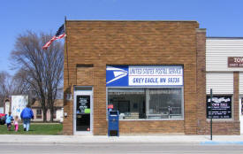 US Post Office, Grey Eagle Minnesota