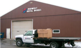 Midwest Metal Works, Grove City Minnesota
