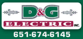D & G Electric, Harris Minnesota
