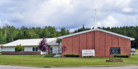 Faith Lutheran Church, Hoyt Lakes Minnesota