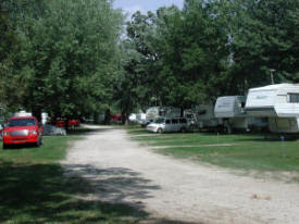Willow Creek RV Park & Campground, Rochester Minnesota