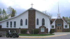 First Lutheran Church, Karlstad Minnesota