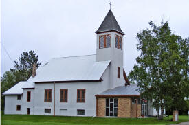 Our Savior Lutheran Church, Kelliher Minnesota