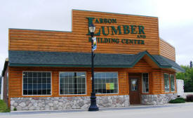 Larson Lumber & Building Center, Littlefork Minnesota