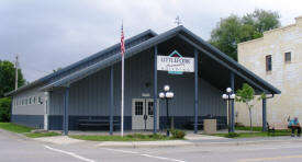 Littlefork Community Center, Littlefork Minnesota