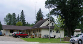 Home Town Cafe & Motel, Littlefork Minnesota