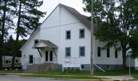 Littlefork Baptist Church, Littlefork Minnesota