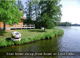Lost Lake Lodge & Grist Mill Restaurant, Lake Shore Minnesota