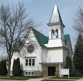 Grace Christian Church, Le Roy Minnesota