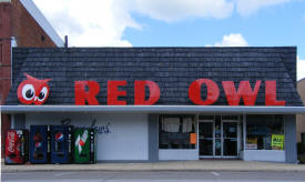 Red Owl Store, Le Roy Minnesota